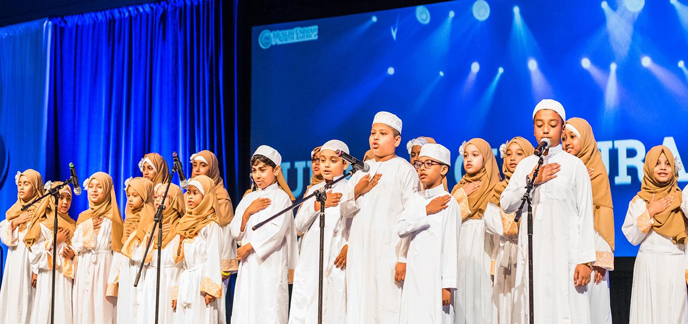 Muna Convention Hamd naat by children