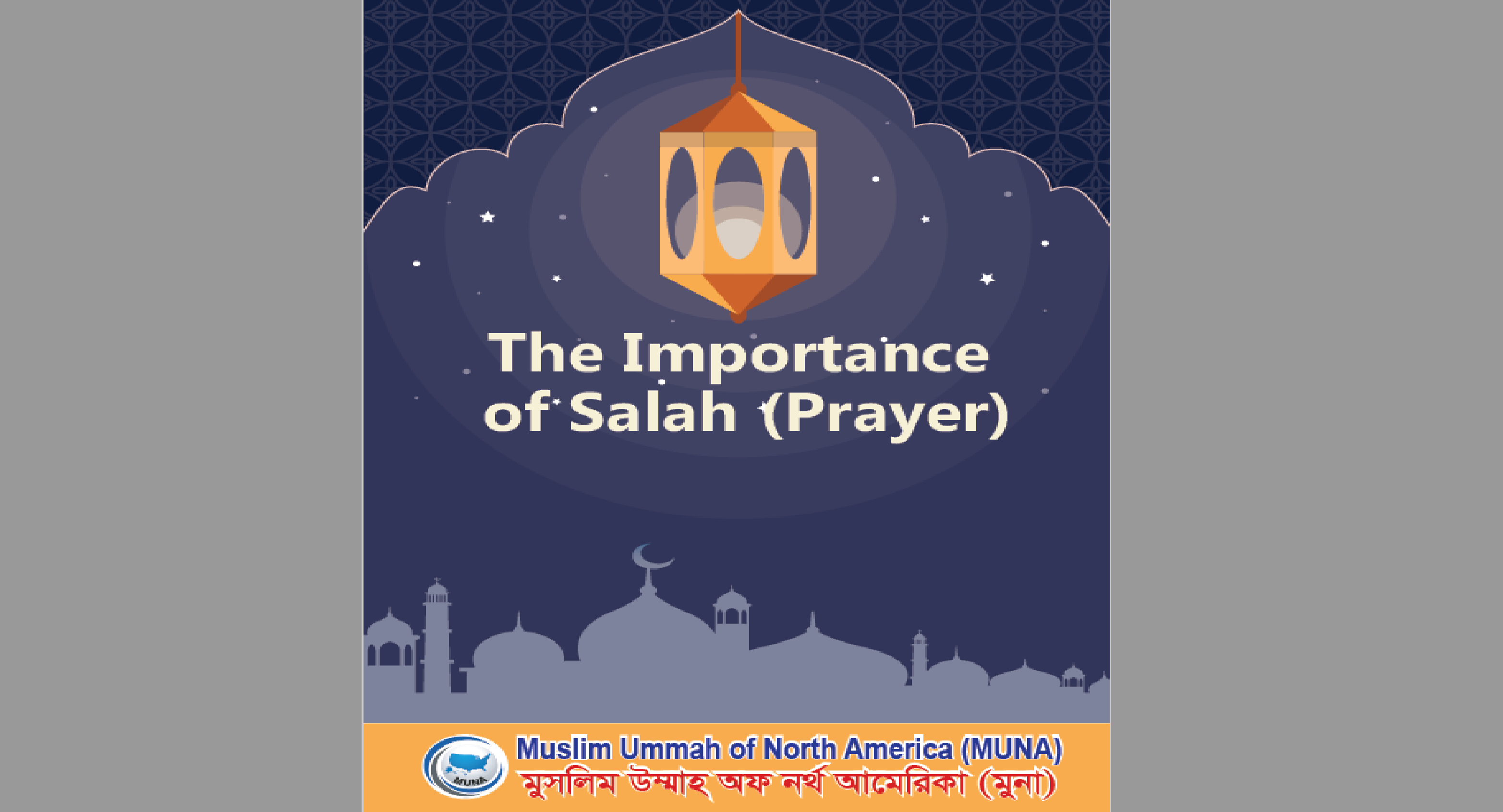 The Importance of Salah