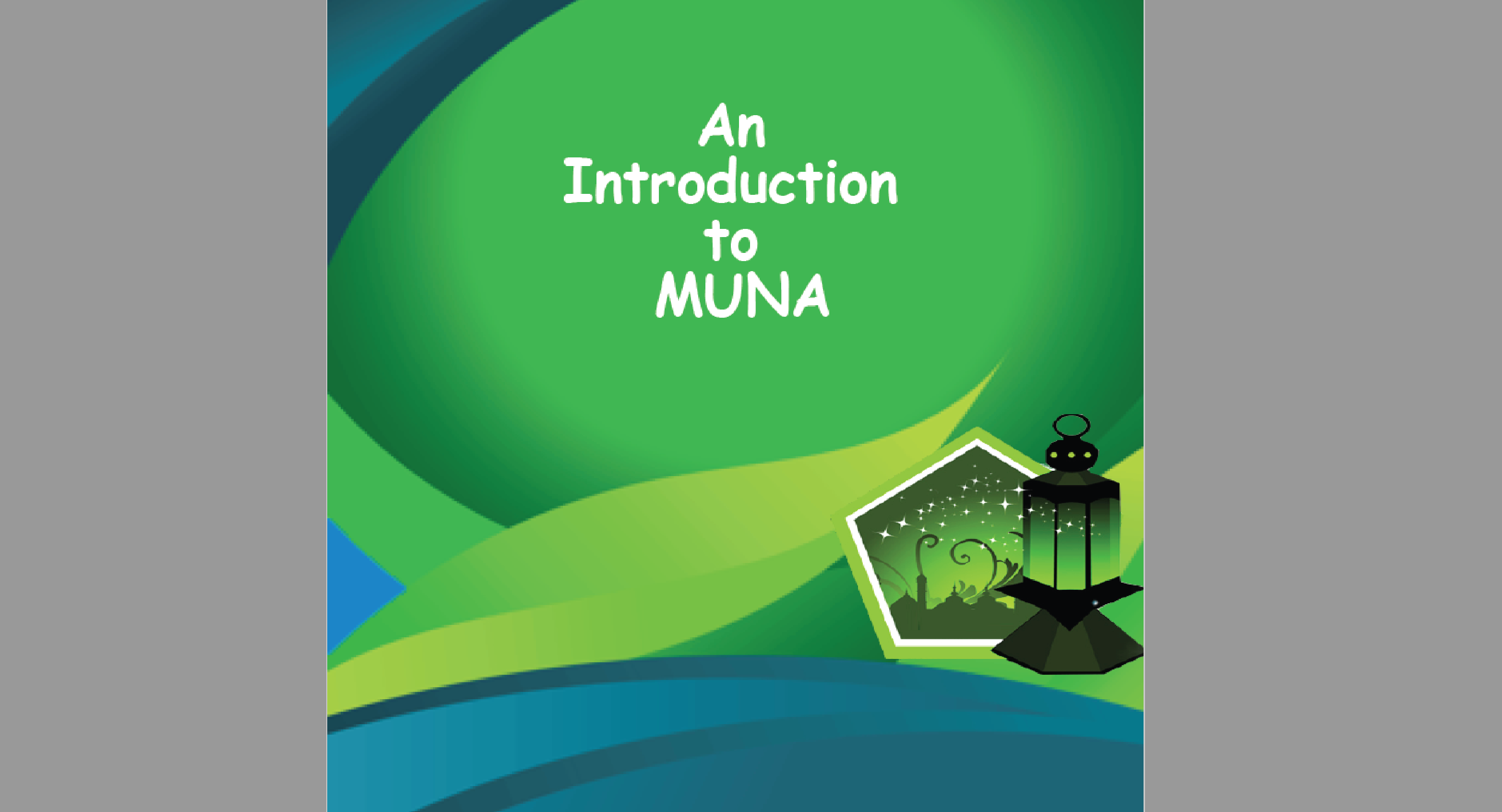 An Introduction to MUNA